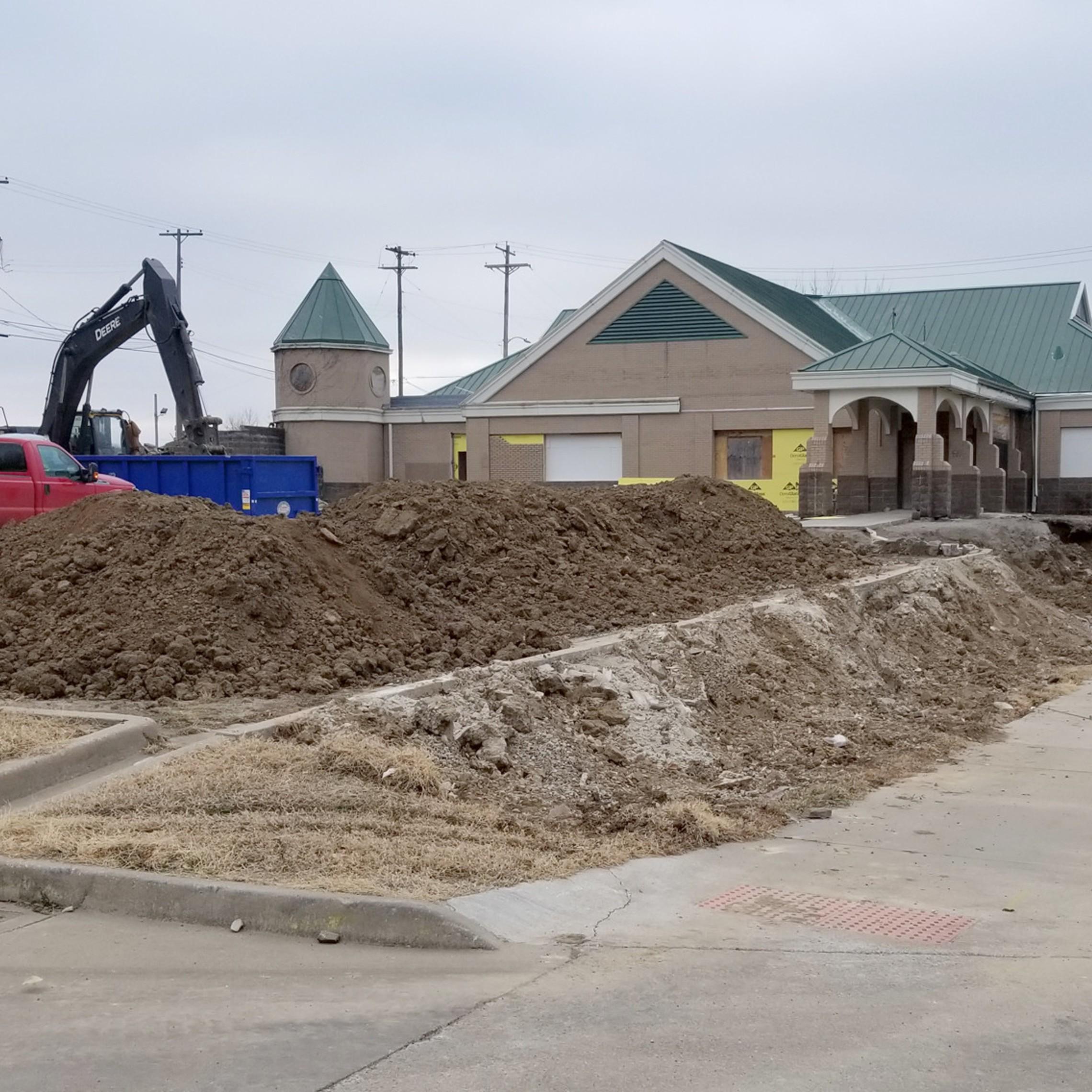 Renovation begun on Early Childhood Education & Development Center